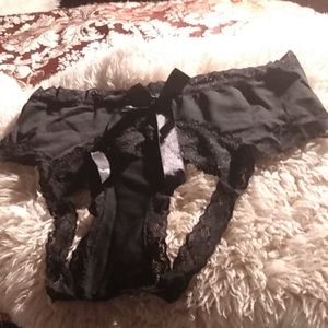 Other - New Open/Crotchless Panties